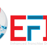 Official EFDP logo gray