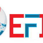 Official EFDP logo white