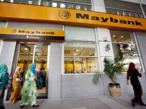 Maybank said the marginally lower pre-tax profit for FY16 was on the back of additional loan provisions made throughout the year. — Reuters pic