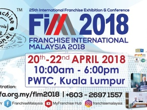 FRANCHISE INTERNATIONAL MALAYSIA 2018